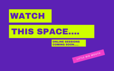 WATCH THIS SPACE…..