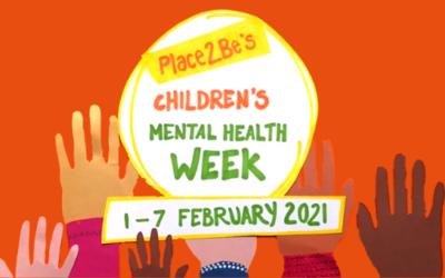 Children's Mental Health Week (1 February to 7 February 2021)