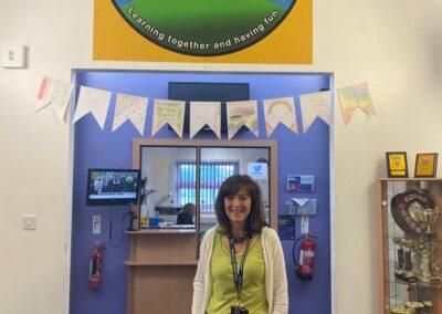 Wishing Mrs Wells a Wonderful Retirement!
