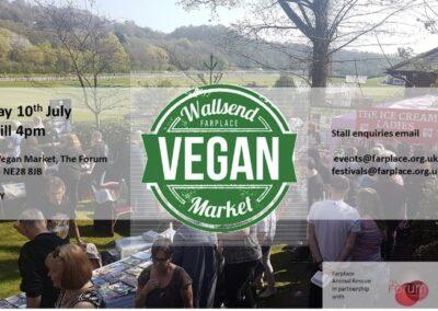 Wallsend Vegan Market