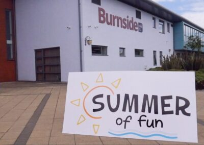 Summer of Fun Policies