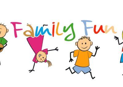 Family Fun Fridays!
