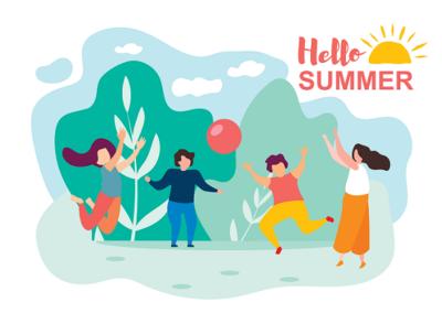 Summer Activity Day